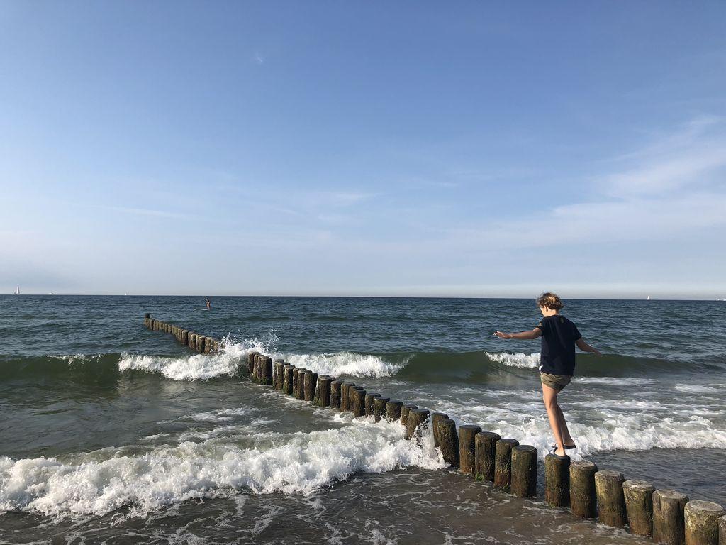 Reise nach Ostsee mit Kind alleinerziehend unterwegs