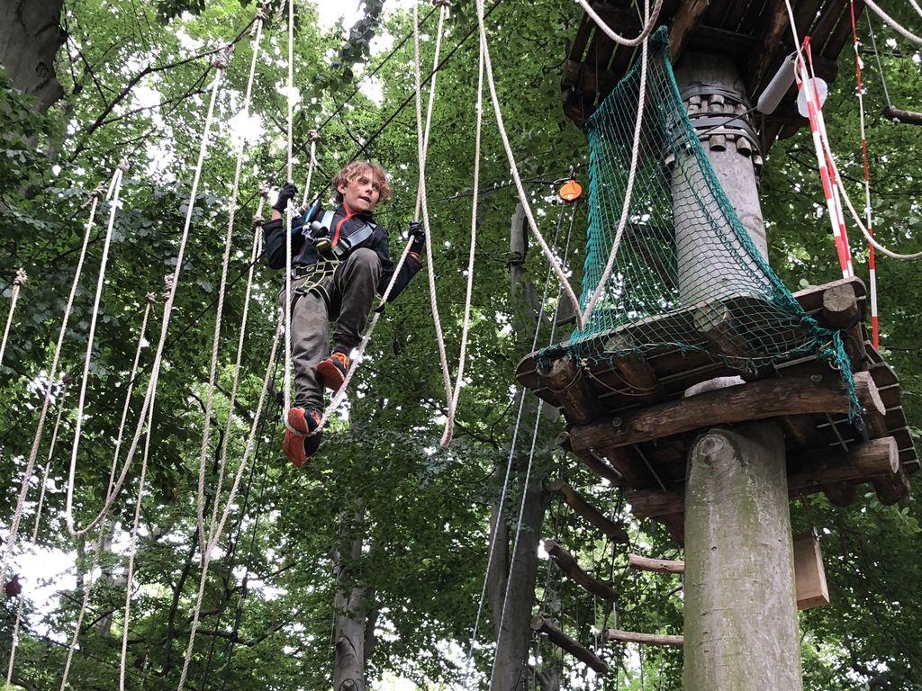 kletterpark mit kind unterwegs aktivitäten in berlin heute