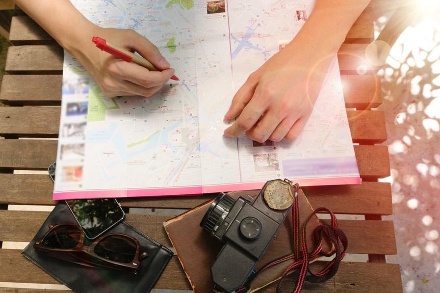 Individualreise mit Kindern selber planen navigation alleinerziehend reisen